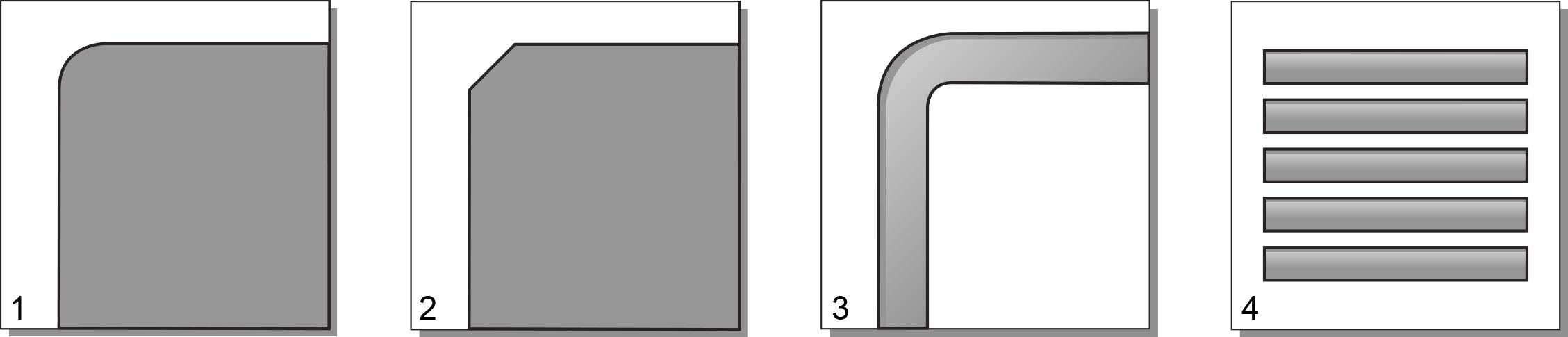 muotoiluperiaatteita