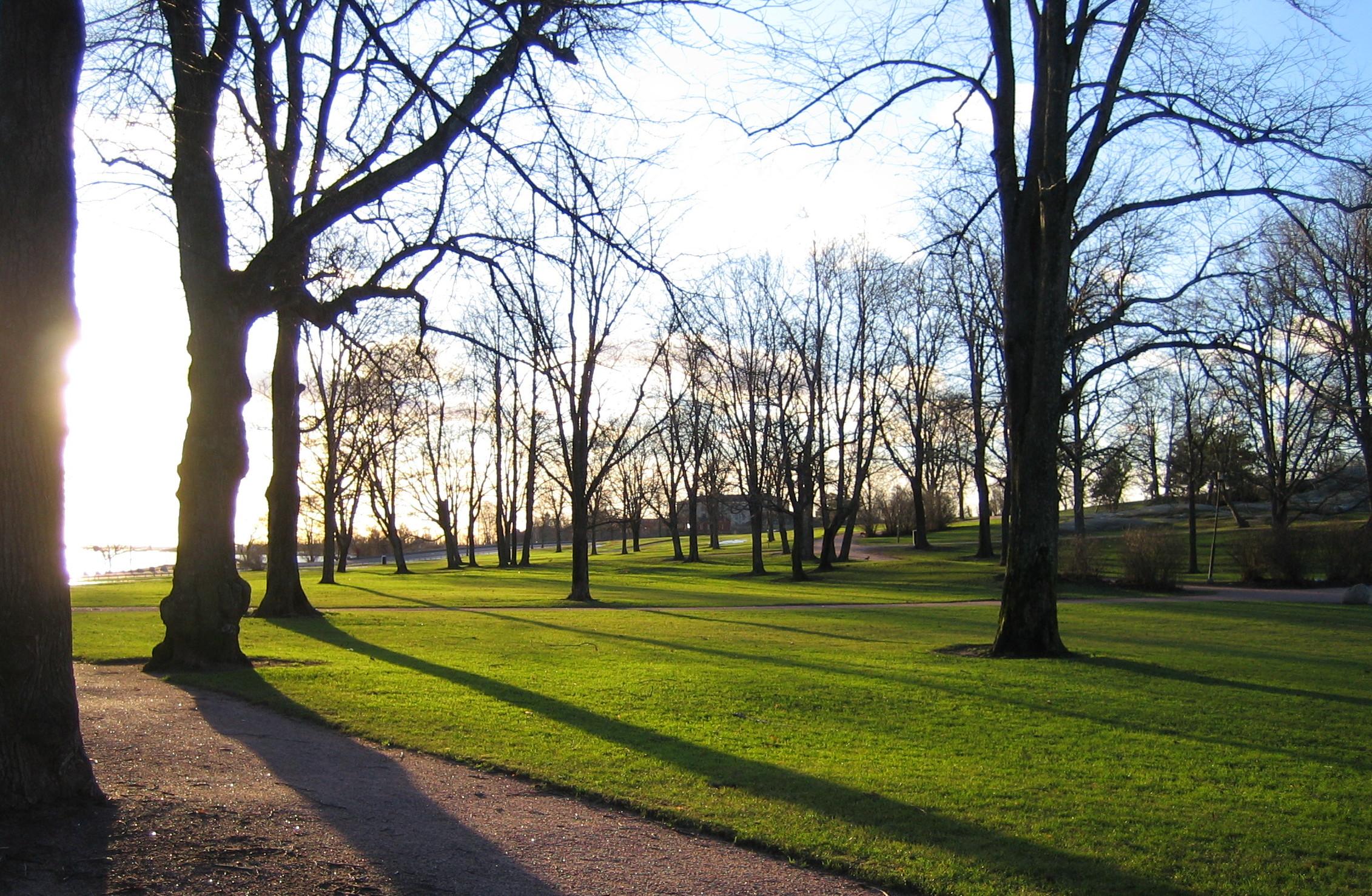 Kaivopuisto park. Photo: Virpi Vertainen